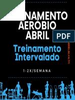 TREINAMENTO INTERVALADO