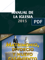 Manual iglesia capítulo13