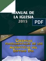 Manual iglesia capÍtulo14