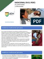 LA MEDICINA TRADICIONAL EN EL PERÚ