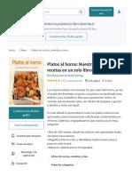 Lea Platos Al Horno de Naumann & Göbel Verlag en Línea _ Libros