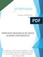 LÍNGUA PORTUGUESA - AULA 06