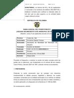 2020-532 TUTELA FOTOMULTA -CONCEDE  Sentencia C -038 de 2020 REVISADA PDF