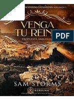 Sam Storms - Venga tu Reino