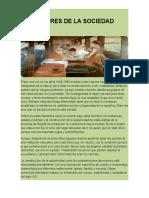 Trabajo Colaborativo Historia en Formato de Cuento Las Mujeres de La Sociedad Siglo XIX (1)