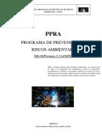 PPRA- Conferindo