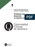 Arocena-Probl as Del Desarrollo America Latina