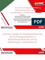 EXPOSICIÓN FOTOGRAMETRIA