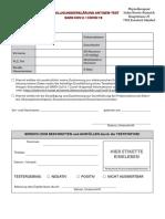 Einwilligungserklärung Antigen-Test Physiotherapeut 2
