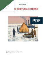 Jules Verne - Printre Gheturile Eterne