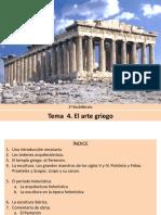 Iesla Arte Griego Parte-II
