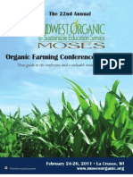 Midwest Organic and Sustainable Education Service 22nd Annual Conference