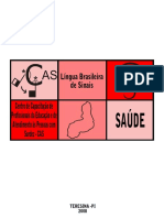 Apostila Saude CAS TERESINA PIAUÍ Completa