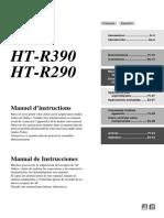 Manual HT-R390 290 FrEs