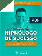 e-book -HIPNÓLOGO DE SUCESSO