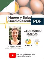 Huevo y Salud Cardiovascular