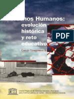 72. Los Derechos Humanos. Evolución Histórica y Reto Educativo