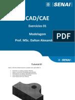 Aula Exercícios - CAD_CAE00