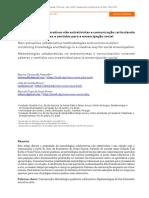 Metodologias Colaborativas Não Extrativistas e Comunicação