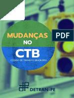 MUDANÇAS NO CTB
