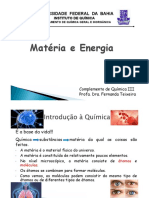 Slides _Matéria e Energia