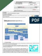 Guía No.08 Español Octavo Literatura Descubrimiento y Conquista