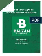LAUDO NAVIO GUAPURUVU GUARITA 2017