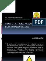 TEMA 2.4. RADIACIONES