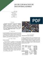 Informe de Microcotroladores #1
