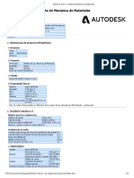 Informe 2 Acero - Probeta de Mecánica de Materiales