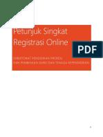 Manual Registrasi