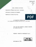 La dialéctica materialista (La concepción ontológica marxista de la realidad) - Francisco Covarrubias Villa