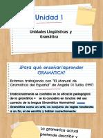 ¿Para Qué Enseñar Gramática_ y ¿Qué Es La Gramática_ de Di Tullio