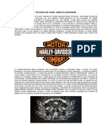 ESTUDIO DE CASO. Harley-Davidson