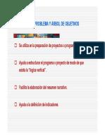 DOCUMENTO TEORICO  02 Arbol de Problema HERRAMIENTAS DIAGNOSTICAS POA