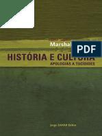 Sahlins, Marshall - Historia E Cultura