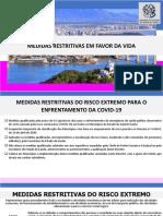 Medidas Qualificadas Extraordinárias 2021-03-15