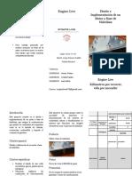 folleto de presentacion