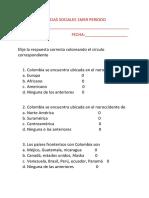 examen sociales 5