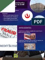 Fraude- Credit Suisse