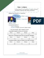 Ejercicio Online de Elementos de La Comunicación