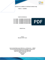 Formato de entrega - Unidad 1 - Fase 2 -Diseño