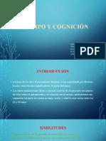 Cuerpo y Cognición