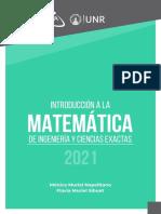 Introducción a a la Matemática de Ingeniería y Ciencias Exactas 2021
