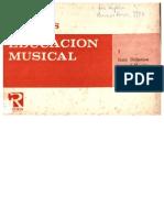Educação Músical Edgar Willems