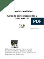 Manual Multinivel Personalizado Farley