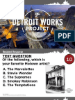 Detroit Works Project - Why Change Results 02/23/2011