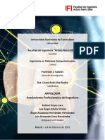 1.3 Antologia de Asociaciones Profesionales del Ingeniero