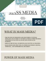 Effective Communication 2 Mass Media Ppt