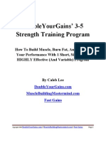DoubleYourGains 3-5 eBook
